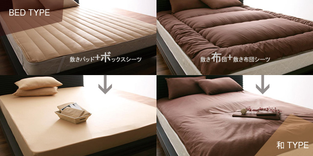 BED TYPE